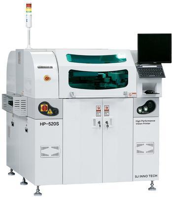 SJ Innotech HP-520, HP-620, HP-720